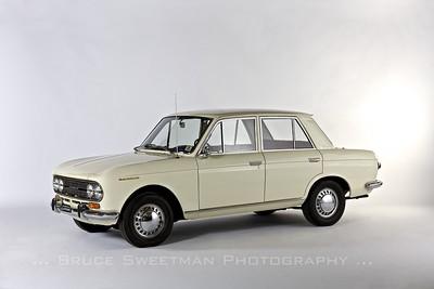 1967 Datsun 4-door Sedan (411)