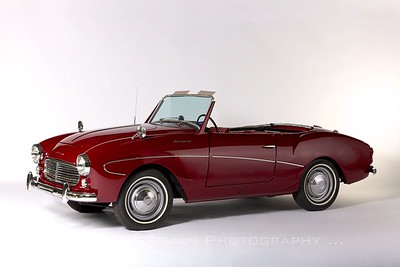 1961 Datsun Fairlady 1200 Roadster