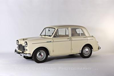 1960 Datsun 1200 4-door Sedan