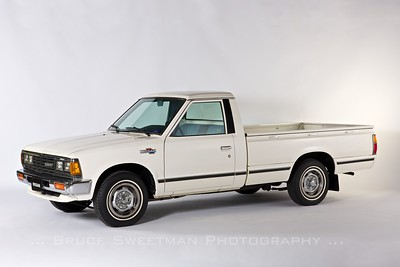 1983 Nissan Truck - Long Bed