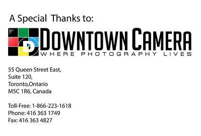 Down town camera promo