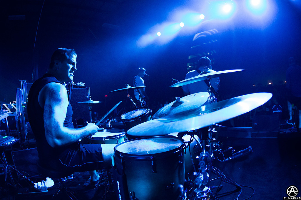 Anthony Rivera of The Ghost Inside