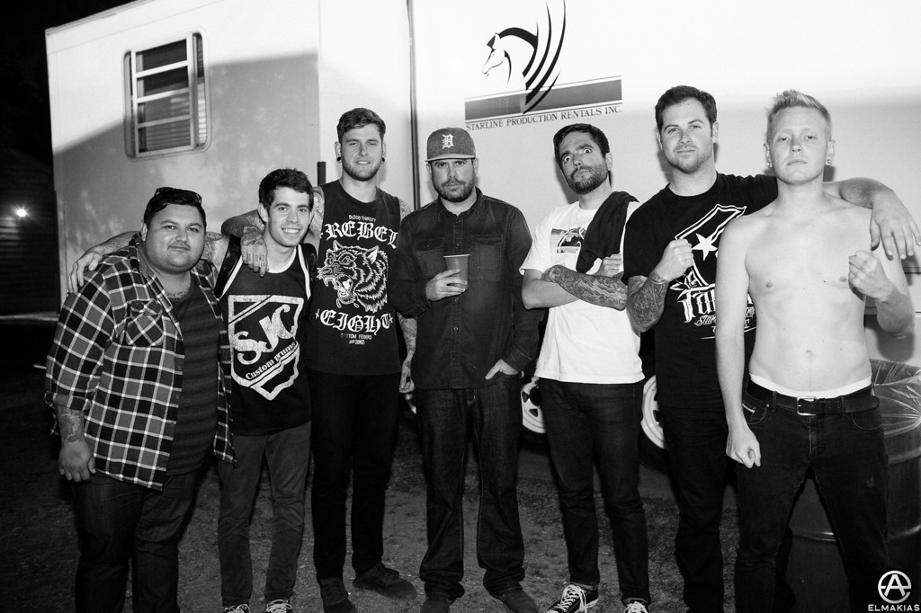 A Day To Remember and friends