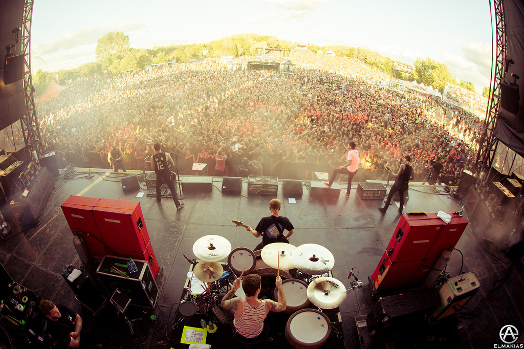 A Day To Remember - Right Back At It Again 2013 Canada Tour