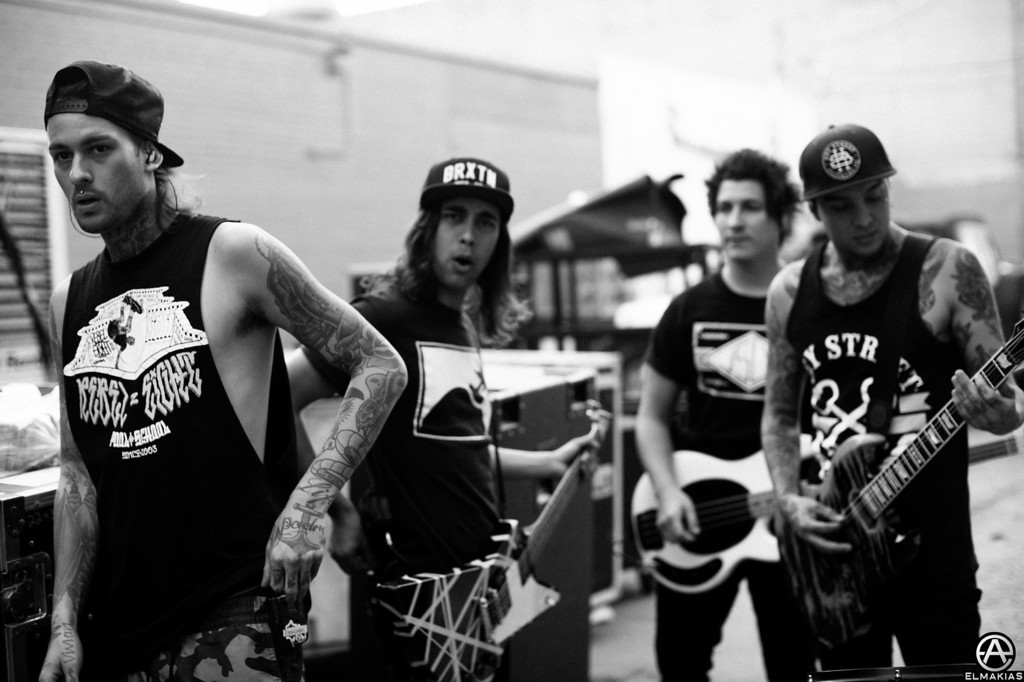 Pierce The Veil - Right Back At It Again 2013 Canada Tour