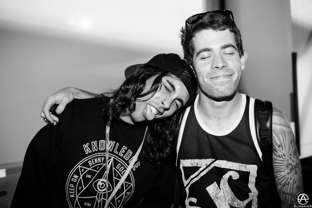 Vic and Alex