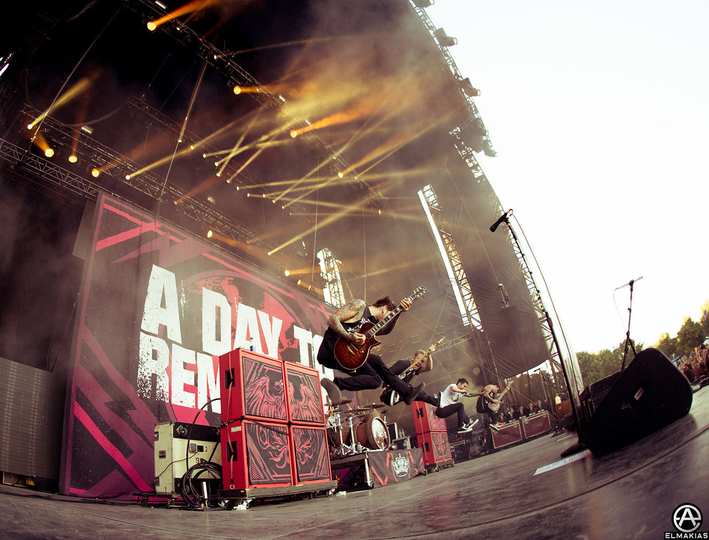 A Day To Remember jump!