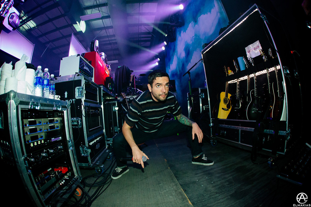 Jeremy McKinnon of A Day To Remember - Right Back At It Again 2013 Canada Tour