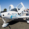 Pictures from an open house at Robertson Field in Plainville, CT with aspecial focus on the AOPA sweepstakes plane.