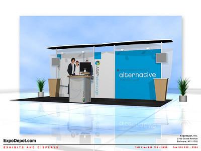 ASAP Advantage, Alumalite Straight Rendering 02 http://expodepot.com/alumalite-displays-c-360.html