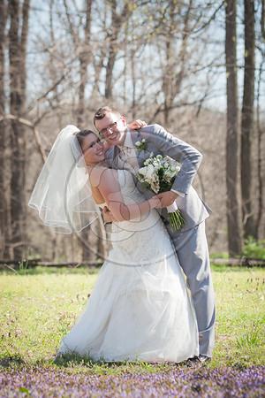 Aaron & Haley Wed