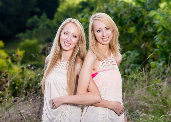 Abbie and Allie