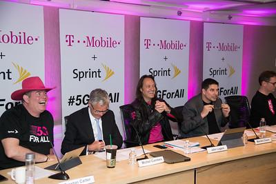 T-Mobile and Sprint 5GforAll