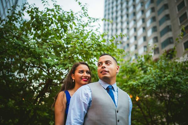 Adilene & Luis: {engaged}!