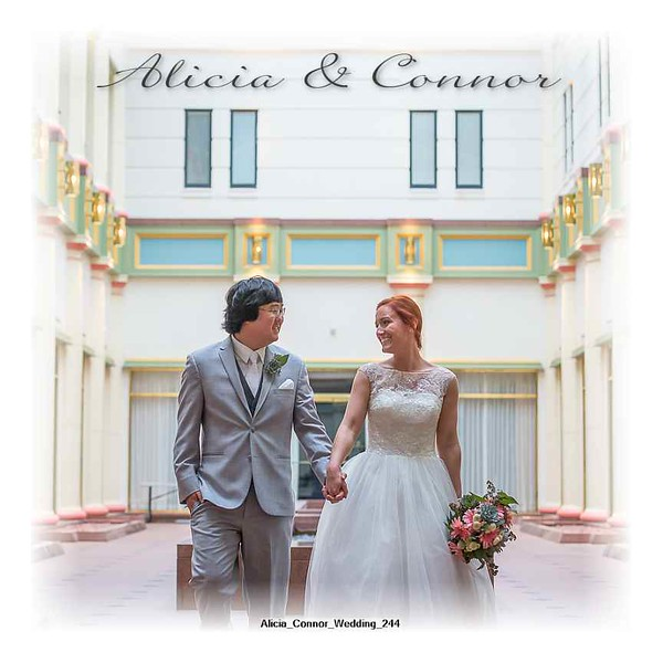 Alicia & Connor Album Proof 1 001 (Side 1)