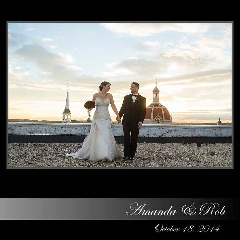 Amanda and Rob Album Proof 3 001 (Side 1)