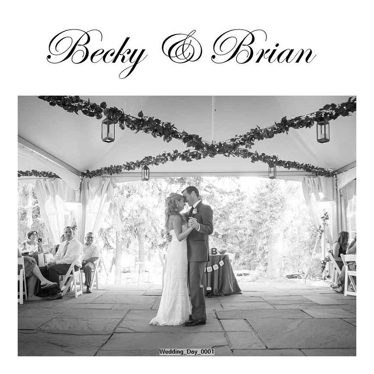 Becky and Brian Album Proof 1 001 (Side 1)