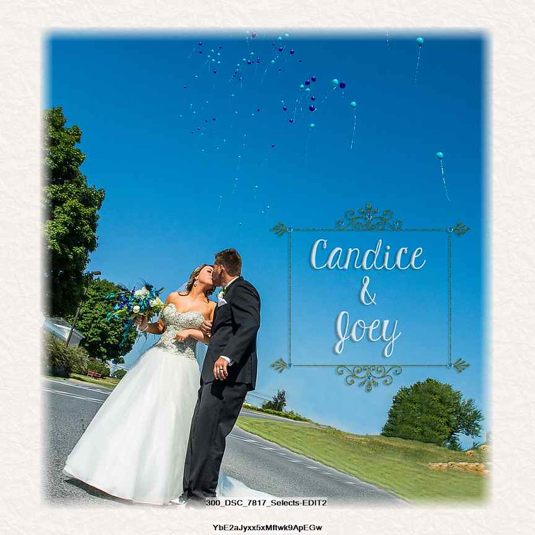 Candice and Joey Album Proof 1 001 (Side 1)