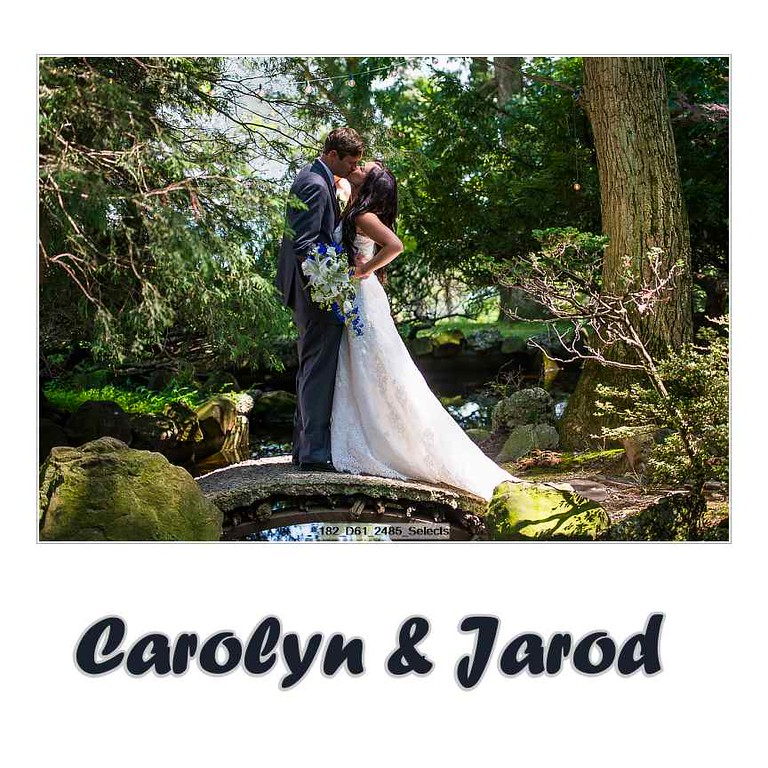 Carolyn and Jarod Album Proof 2 001 (Side 1)