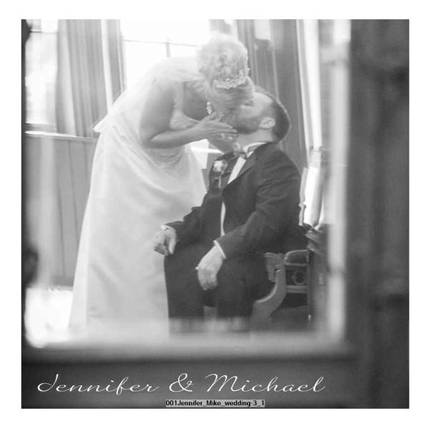 Jennifer & Michael Album Proof 1 001 (Side 1)