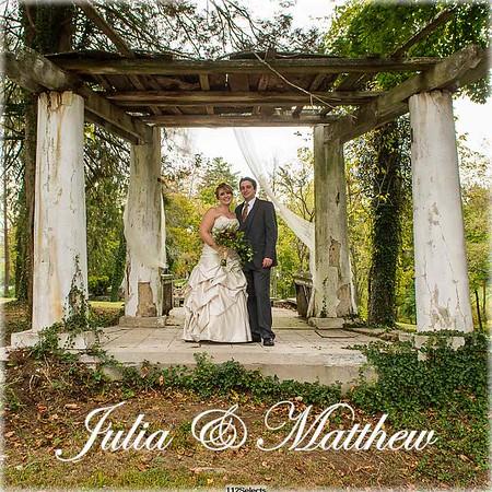 Julia and Matthew Album Proof 001 (Side 1)