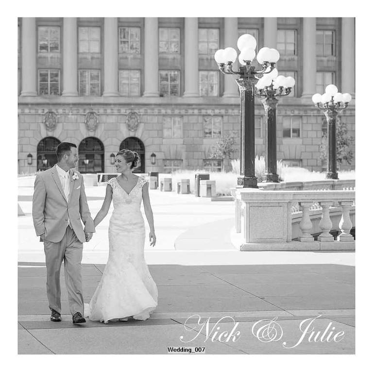 Nick & Julie Album Proof 1 001 (Side 1)