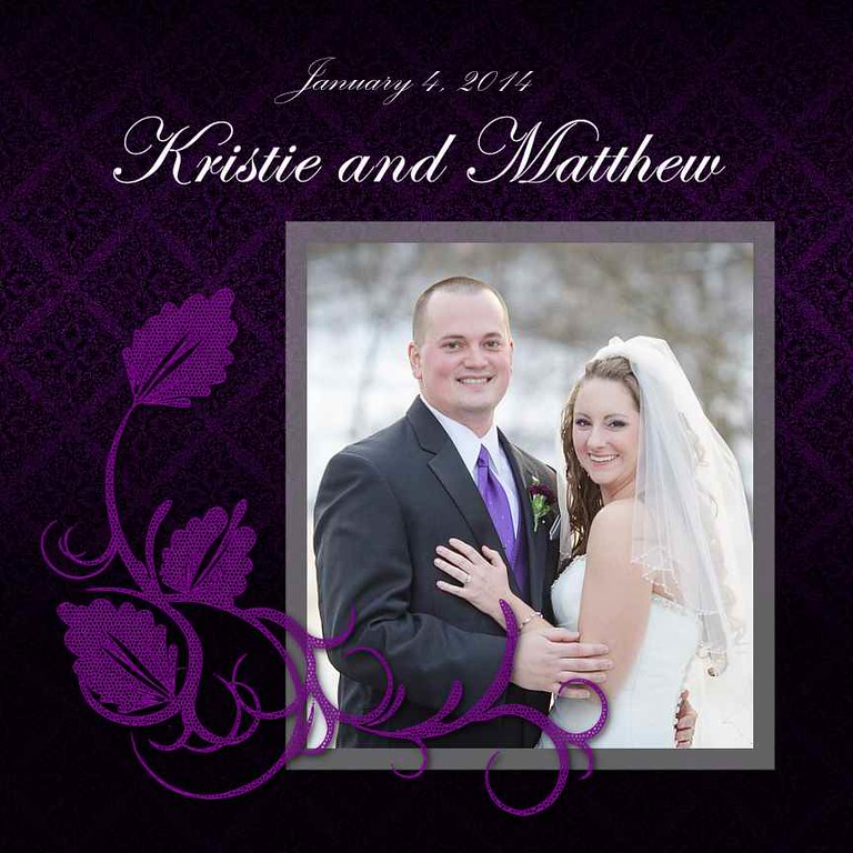 Kristie and Matt Album Proof 4 001 (Side 1)
