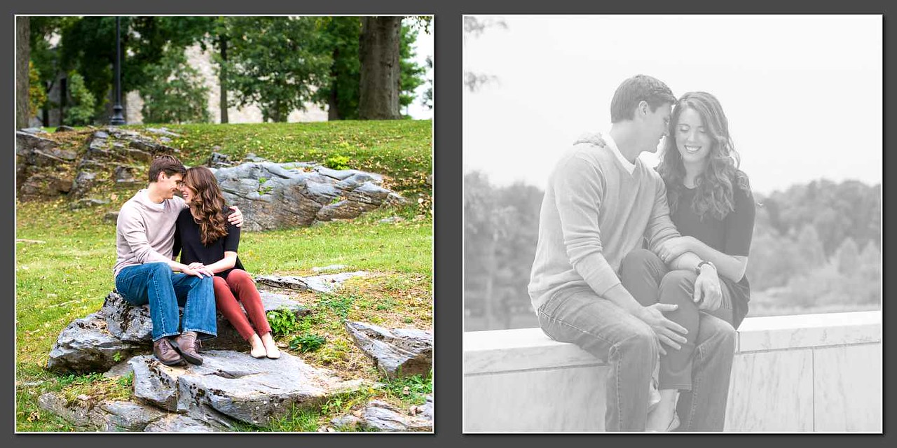 Laura & Chad Engagement Guestbook 002 (Sides 2-3)