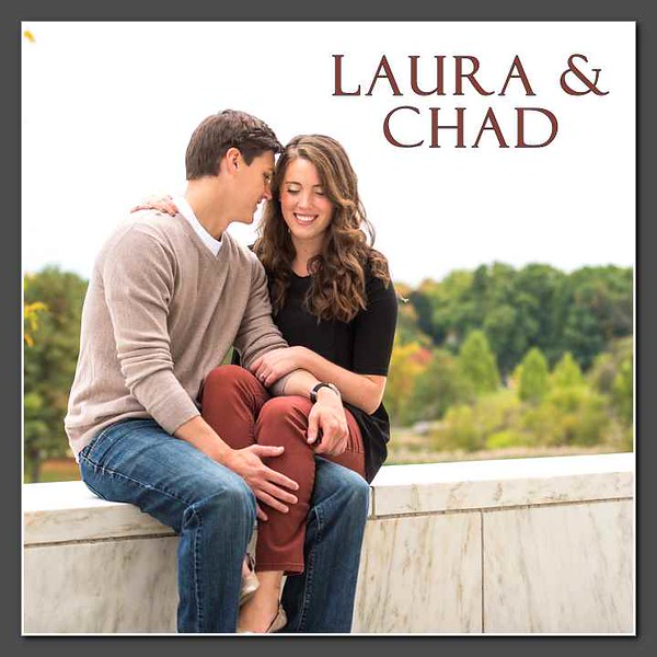 Laura & Chad Engagement Guestbook 001 (Side 1)