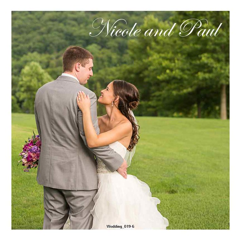 Nicole and Paul Album Proof 2 001 (Side 1)