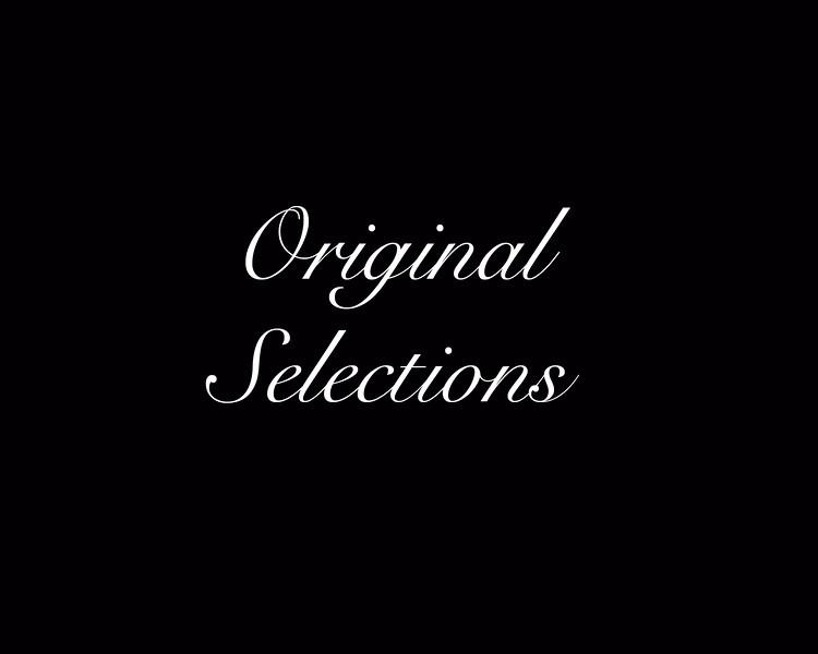 original selections