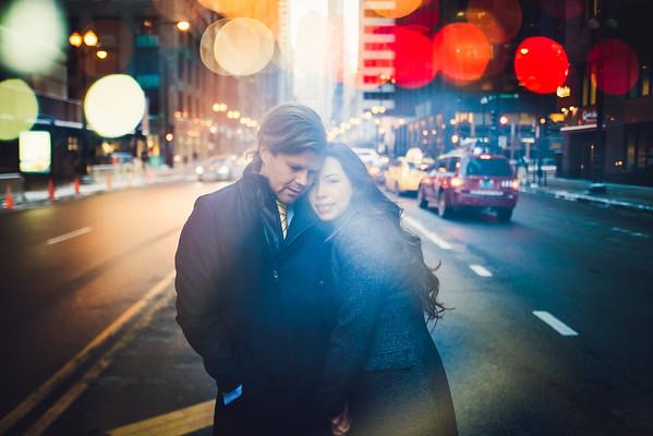 Alejandra & Kaleb :: engaged!