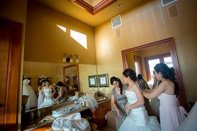 Boulder Ridge Golf Club Wedding Alejandra and leo
