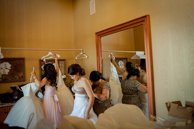Boulder Ridge Golf Club Wedding - Alejandra and Leo-512