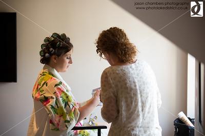Alex & Mike - Daffodil Hotel Wedding Photographs