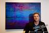Jarod Farver at Alexander Salazar Fine Art<br /> by Jack Foster Mancilla - LensLord™<br /> _MG_5857