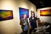 Jarod Farver at Alexander Salazar Fine Art<br /> by Jack Foster Mancilla - LensLord™<br /> _MG_5908