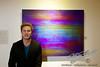 Jarod Farver at Alexander Salazar Fine Art<br /> by Jack Foster Mancilla - LensLord™<br /> _MG_5864