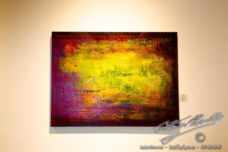 Jarod Farver at Alexander Salazar Fine Art<br /> by Jack Foster Mancilla - LensLord™<br /> _MG_5848