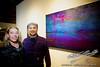Jarod Farver at Alexander Salazar Fine Art<br /> by Jack Foster Mancilla - LensLord™<br /> _MG_5905
