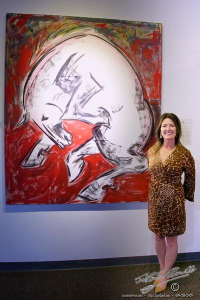 Meet the artist - Donna Bernstein