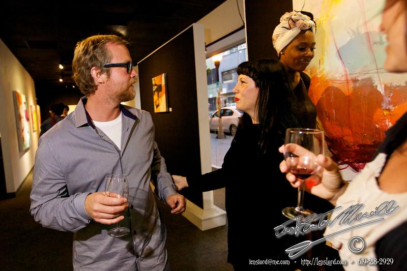 Greg Holden Regan's new works at Alexander Salazar Fine Art Gallery
