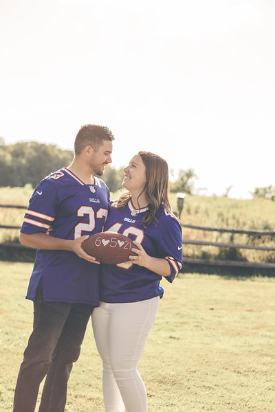 Engagement Photography in Buffalo, NY