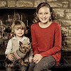Allie, Ethyn and Charlie 2014 : Family portraits