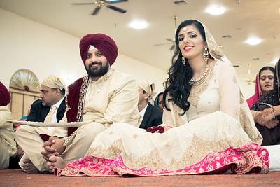 Aman + TJ Wedding