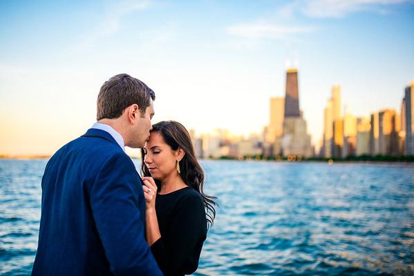 Amanda & Anthony: {engaged}!