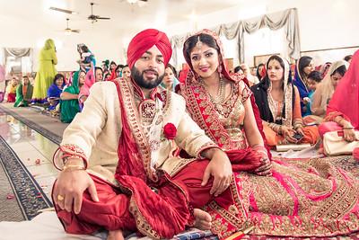 Amrit + Ajay's Wedding