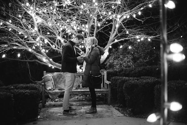 Amy + Gordon - Proposal