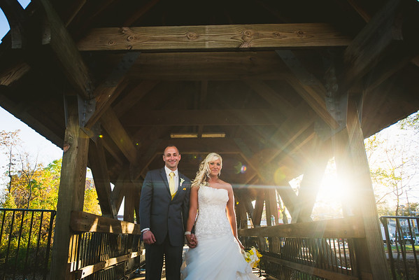 Amy & Michael: {married}!