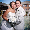 Amy & Mike : Wedding reception at Harbour Trees Golf Club, Noblesville